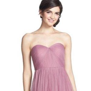 Jenny Yoo Cherry Blossom Annabelle Tulle Dress